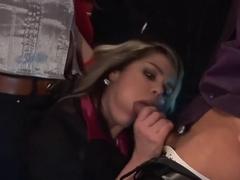 Amazing pornstars Renata Black, Carmen Blue and Federica Hill in fabulous lingerie, big tits adult.