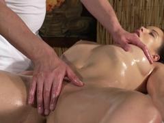 Crazy pornstar Dolly Diore in Exotic Brunette, Big Tits sex movie