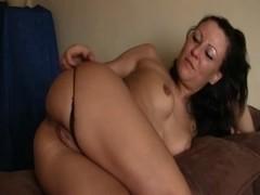 German dilettante Naughty Nastia receives her butt creamed