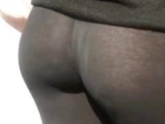 Young Teen Nice Ass Voyeur