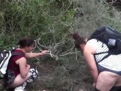 Girls Pissing voyeur video 354