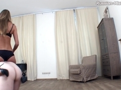 Russian-Mistress Video: Abby