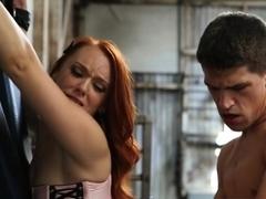 Best pornstar Dani Jensen in Hottest Stockings, Big Ass sex movie