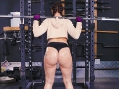 Mandy Muse In Girls Who Squat