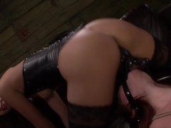 Exotic pornstars Autumn Kline, Esmi Lee in Hottest Big Ass, BDSM xxx scene