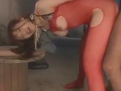 Horny Japanese girl in Hottest Fetish, Big Tits JAV scene