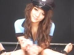 Amazing Japanese girl in Best POV, Foot Job/Ashifechi JAV movie