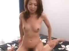 Fabulous Japanese whore Shihori Endo in Crazy Rimming, Cunnilingus JAV movie