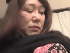 Horny Japanese girl in Hottest Amateur, Uncensored JAV clip