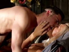 Horny pornstars Seth Gamble, Cameron Dee in Hottest Blonde, Cumshots xxx movie