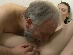 Exotic pornstar in Amazing Brunette, Big Tits xxx scene