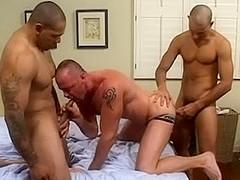 Big Cocks Bareback Double Anal Penetration