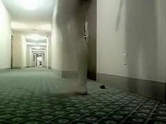 Hotel Flasher Exhibitionist