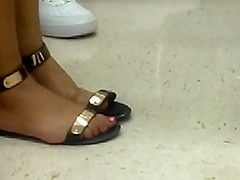 My Friend's Candid Feet 2