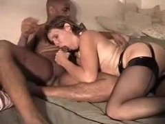 Older British Wife Fucking 1St Time 2 Large Dark Dongs