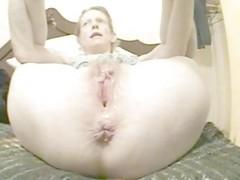 Slim Gaping Cum-Hole #25 Jessy Returns