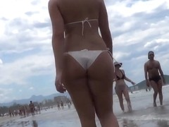 Butt Beach Action