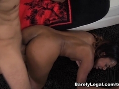 Chanell Heart in Breakin In - BarelyLegal
