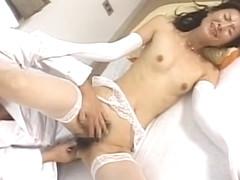 Fabulous Japanese girl Hitomi Tachibana, Saki Ootomo, Tadashi Otomo in Incredible Small Tits, Ling.