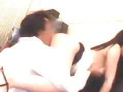 Incredible Japanese girl Rina Kazami in Fabulous Rimming, Girlfriend JAV clip