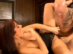Jayden Jaymes & Derrick Pierce in Naughty Office