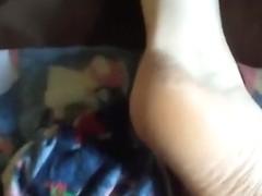 cum on feet vid.10