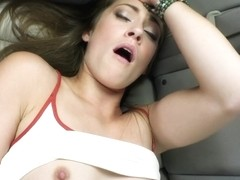 Kirsten Lee in Hottie is Fresh Outta Jail and DTF - StrandedTeens
