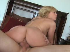 Horny pornstars Romeo Price, Zoey Monroe in Crazy Facial, Blonde adult movie