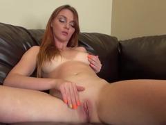Crazy pornstar Marie McCray in Incredible Natural Tits, Solo Girl sex scene