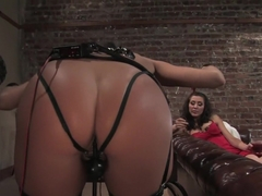 Best anal, fetish sex scene with fabulous pornstars Cecilia Vega and Princess Donna Dolore from Wi.