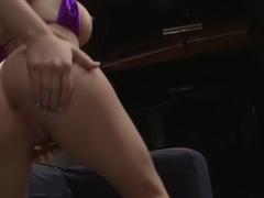 Exotic pornstar Shawna Lenee in incredible cumshots, blowjob adult clip