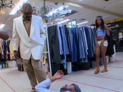Best pornstars in Horny Big Tits, Black and Ebony adult video