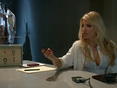 Incredible fetish, anal porn movie with horny pornstars Trina Michaels and Ashley Fires from Wired.