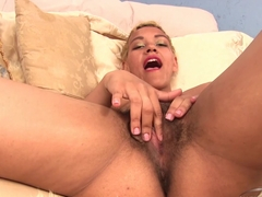 Exotic pornstar in Amazing Hairy, Masturbation xxx clip