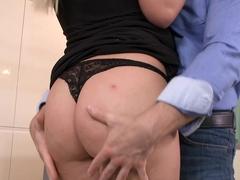Crazy pornstar Lindsey Olsen in Incredible Blonde, Anal xxx clip