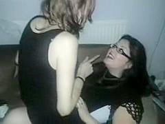 sarah and nina making love