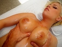 Britney Amber in Big Titty Relaxation - PornPros Video