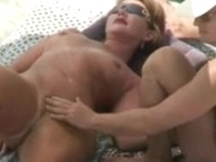 I Am A BeachVoyeuR 98 - Threesome- BVR