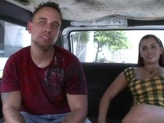 Tiffany in Travis & Tiffany Make a porno