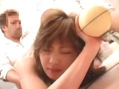 Fabulous Japanese whore Erena Kurosawa, Moe 3, Mari Hida in Incredible MILFs JAV clip