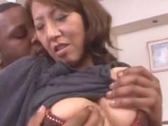 Hottest Japanese slut Rika Fujishita in Crazy Big Tits, Blowjob/Fera JAV scene