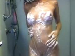 Crazy Webcam movie with Asian scenes