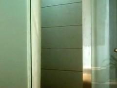 Pretty chinese girl filmed by her boyfriend