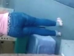 nice booty standing