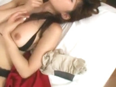 Hottest Japanese slut Riko Tachibana in Incredible Lingerie JAV clip