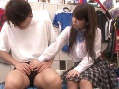 Amazing Japanese whore Reo Saionji, Chihiro Uemura, Yuri Hyuuga, Riina Yoshimi in Horny upskirts, .