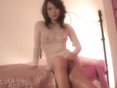 Exotic Japanese girl Misaki Asoh in Fabulous Big Tits, Close-up JAV scene