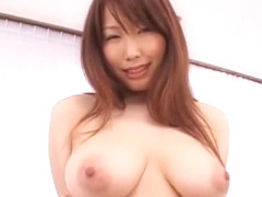 Hottest Japanese chick Ai Sayama in Best Big Tits JAV movie