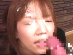 Exotic Japanese model Akina Ishiki in Amazing Blowjob/Fera JAV clip