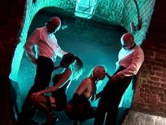 Hottest pornstars Jordan Kingsley, Emma Butt in Amazing Group sex, MILF xxx clip